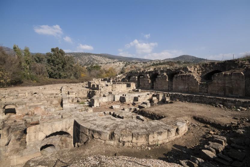 Week 21a Caesarea Philippi