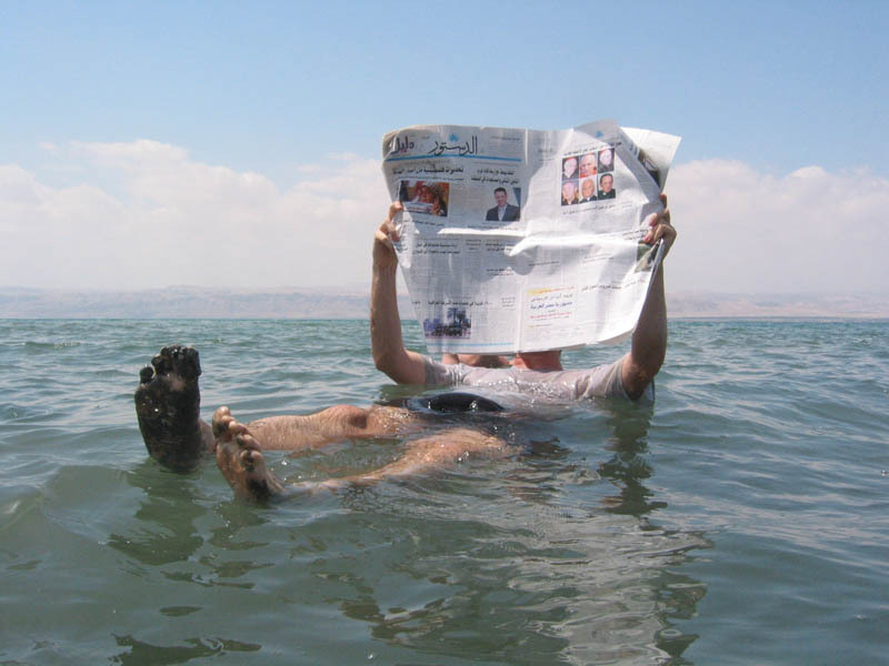 floating-in-the-dead-sea-reading-a-newspaper